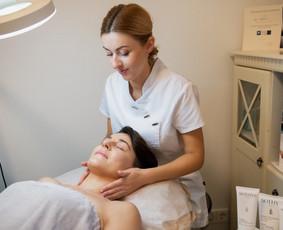 Kosmetologė Irina