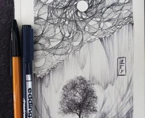 Piešimo, kūribiškumo pamokos visoje Lietuvoje