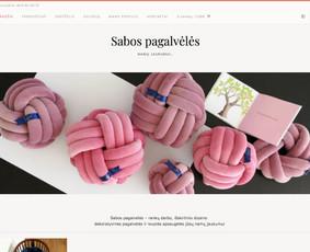 Interneto svetanių ir el.parduotuvių kūrimas ir priežiūra