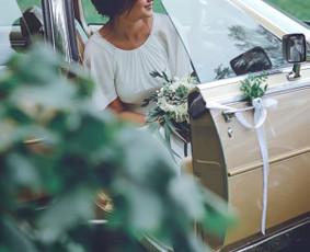 Vestuvių fotografija visoje Lietuvoje