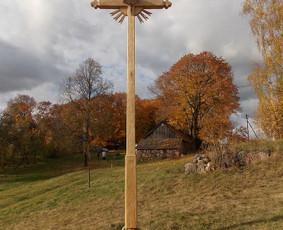 Kryžiai, koplytstulpiai, koplytėlės