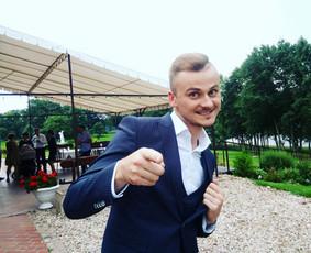 Renginių komanda su profesionaliu vedėju Zigmantu Baranausku