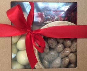 Saldžios dovanėlės, dovanų rinkiniai, dovanos įmonėms