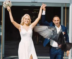 Vestuvių filmavimas - Turime ir fotografą!
