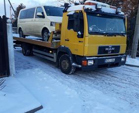 Techninė pagalba Vilniuje ir Lietuvoje