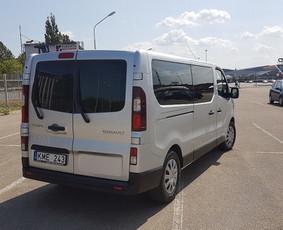 Naujų Mikroautobusų Nuoma Vilniuje ir Kaune nuo 38 Eur/d.