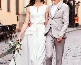 Vestuvinės suknelės individualus siuvimas