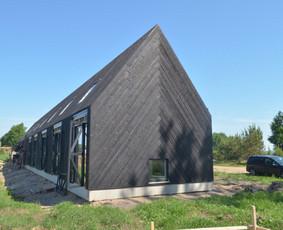 Karkasinių ir skydinių namų statyba