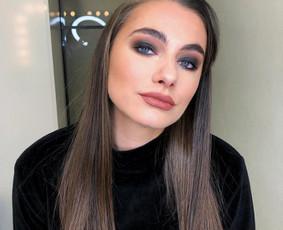 Ema Manikaite makeup/wabmakeup