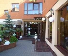 """Viešbutis - restoranas """"Gilija"""" - Šilutė"""
