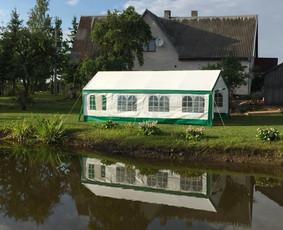 Šventinių palapinių-paviljonų nuoma, baldų nuoma 867 659 659