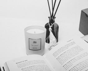 360 Wishes - sojų vaško žvakės, aukštos kokybės namų kvapai