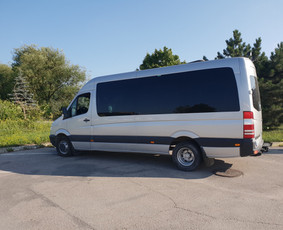Keleivių vežimo paslaugos, mikroautobusų nuoma