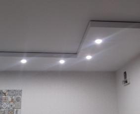 Akcija įtempiamos lubos nuo 7,99 kv/m