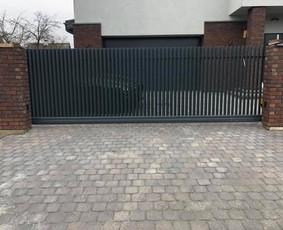 Visų tipų tvoros ir vartai. Projektavimas, gamyba-montavimas