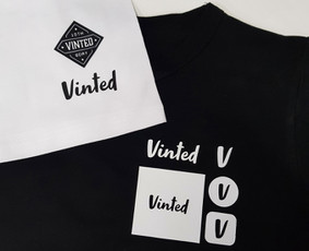 Reklamos gamyba / Užrašai ant marškinėlių / Verslo dovanos