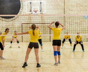 Tinklinio treneris - Vilniaus Tinklinio Akademija (VTA)
