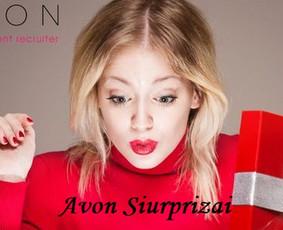 Avon Siurprizai
