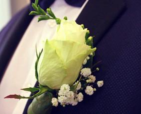 Gėlės vestuvėms