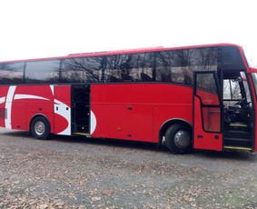Automobilių,mikroautobusų,autobusų nuoma