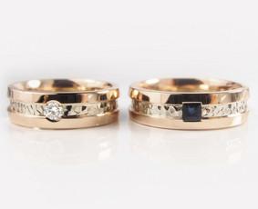 Žiedų Kalvė – Vestuviniai ir sužadėtuvių žiedai, individuali