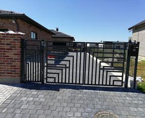 Kiemo,garažo vartai,automatika,tvoros,montavimas,remontas