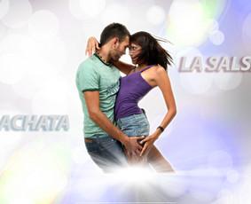 Salsa Bachata Solo Latino Vestuvinių Šokių Pamokos