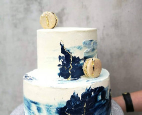 Tortas by Čiop Čiop - Vestuviniai desertai