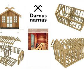 Gyvų sieksnių namų projektai