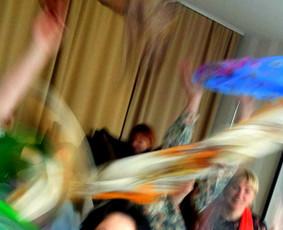 Dramos terapija - viena iš meno terapijos sričių