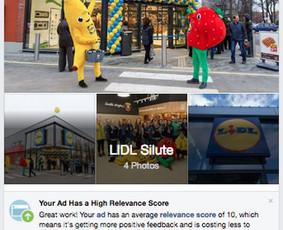 Socialinių tinklų Facebook, Instagram, Linkedin komunikacija