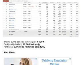 SEO Paslaugos - būkite matomi Google TOP 3 tarp paieškų