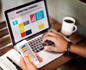Skaitmeninė rinkodara / soc. tinklų marketingas
