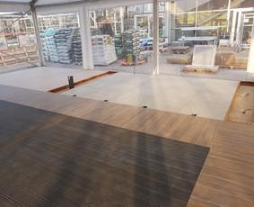 Terasų stoginių projektavimas ir montavimas