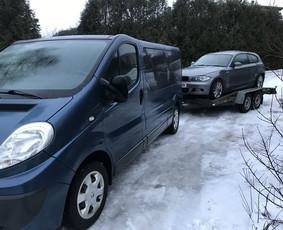 Automobiliu pervežimas visoje Lietuvoje ir ES