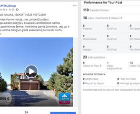 Facebook ir Instagram puslapių kūrimas ir jų priežiūra