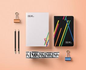 Logotipai ir įmonės stiliaus dizainas