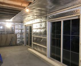Individualių namų statyba.Karkasinių namų statyba.