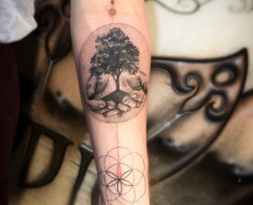 Life's short... Tattoo more! Danis Tattoo