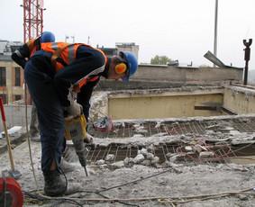 Visi griovimo ir rekonstrukcijos darbai. Griovimas. Kaunas