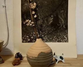 Andrius keramika, ŽIEDŽIU, LIPDAU, VILNIUS