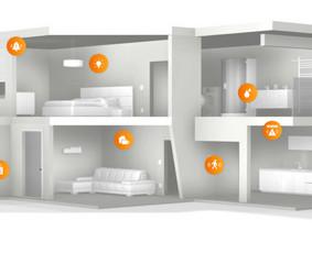 Išmanūs namai ir biurai- viena sistema, neribotos galimybės