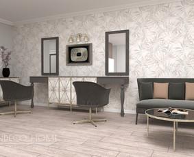 Interjero dizainas, nestandartinių baldų projektavimas
