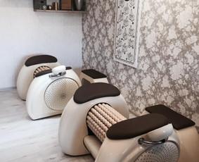 Roll Activ / Roll Shape Touch aparatu masažas