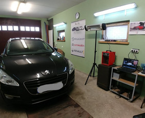 Peugeot Renault Citroen diagnostika, elektronikos remontas