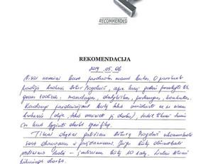 LNTAA sertifikuotas Nekilnojamojo turto brokeris