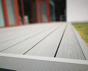 Terasos ir lieptai, terasų sistemos ir sprendimai, mediena