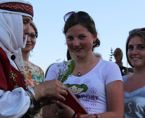 Renginių ir lietuviškų apeigų vedėja, atlikėja Skalsa Daiva