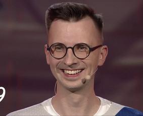Iliuzionistas Justinas Malinauskas