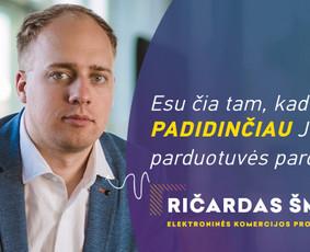 Elektroninės komercijos profesionalas ir programuotojas